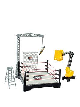 wwe-sound-slammers-destruction-zone-playset
