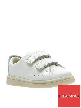 clarks-nate-maze-boys-first-shoes-white
