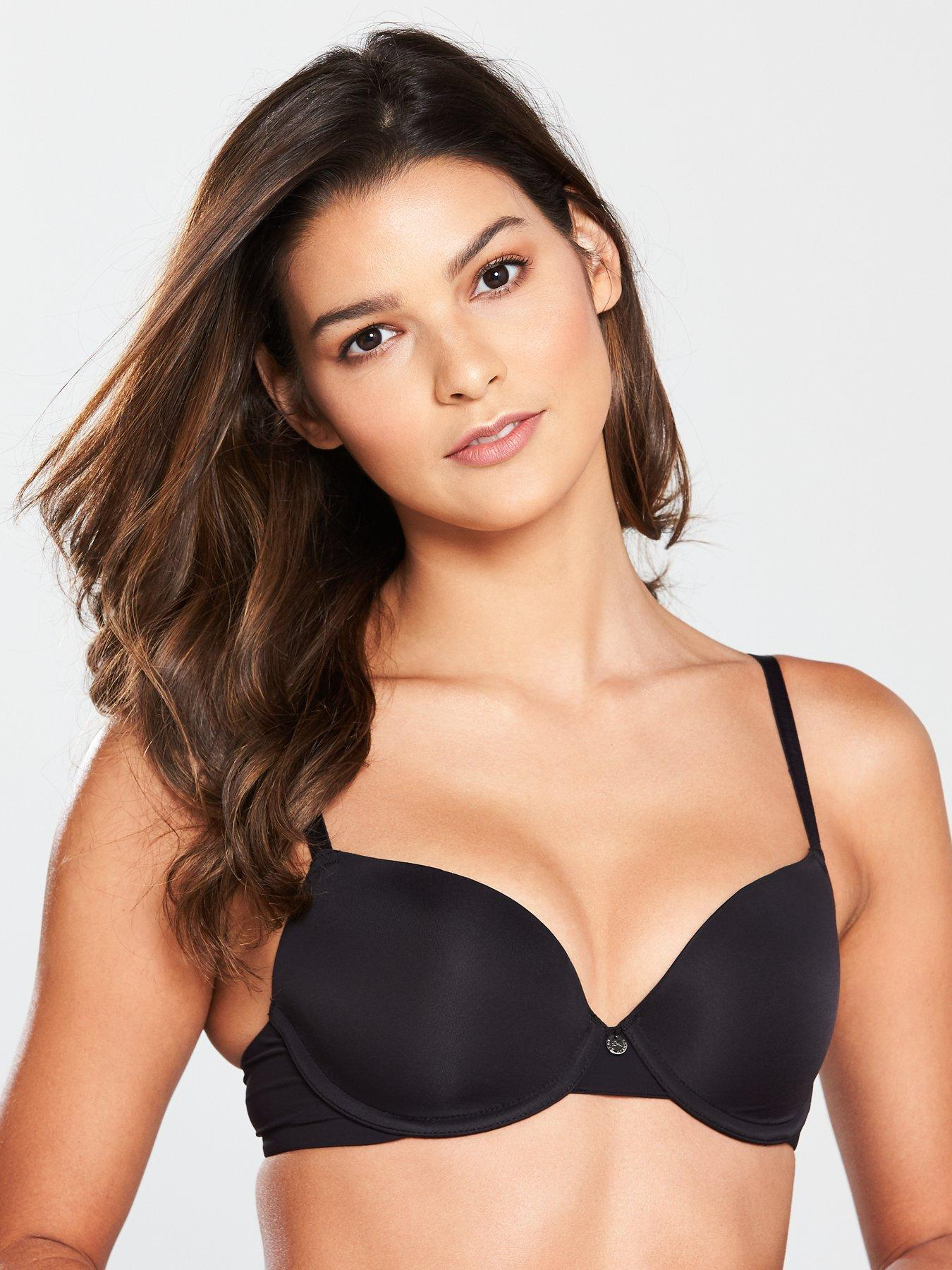 Outlet Laura 38B Only Strapless Bra Built-in Enhancement Lovely Color B Cup 38