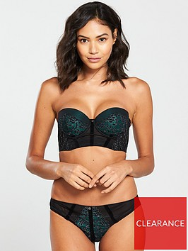boux-avenue-velvet-lace-brief-greenblacknbsp