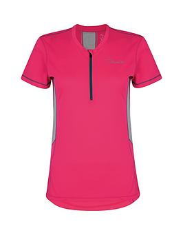 Dare 2B Ladies Assort Cycle Jersey - Pink