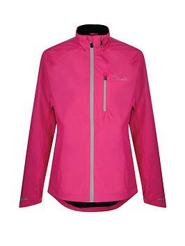 Dare 2B Ladies Mediator Waterproof Jacket - Pink