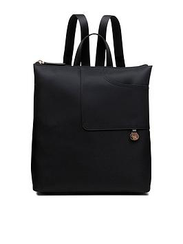 radley-pocket-essentials-medium-backpack-zip-top-bag-black