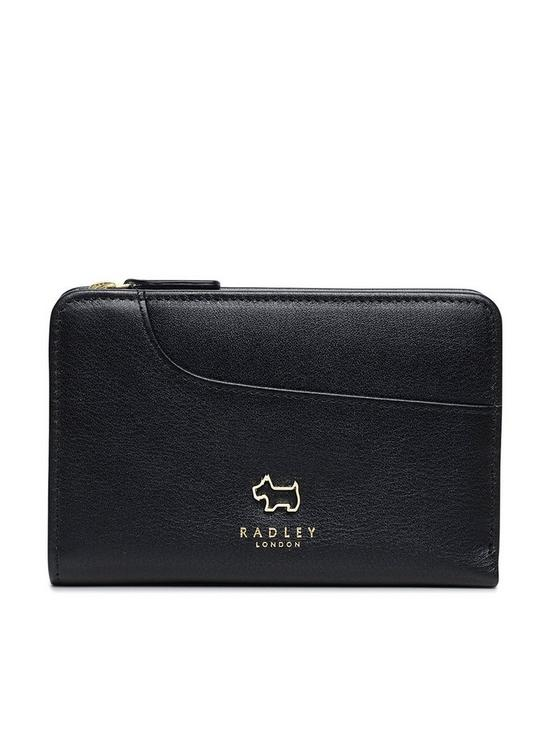 dbd54e279534 Radley Pockets Medium Zip Top Purse - Black