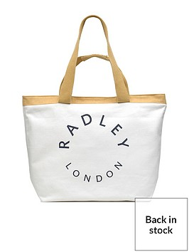 radley-graphic-radley-large-zip-top-tote-bag-yellow