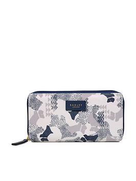 radley-radley-data-dog-large-zip-around-matinee-purse