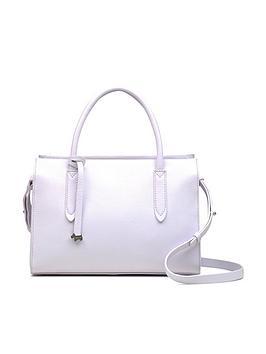 Radley Arlington Court Medium Multiway Grab Compartment Bag - Pale Lilac
