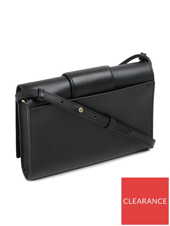 ddeec570b1d3 ... Radley Palace Street Small Crossbody Flapover Bag - Black. View larger