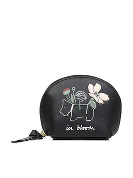 radley-in-bloom-small-coin-purse-black