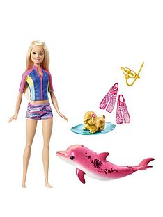 barbie-dolphin-magic-snorkel-fun-barbie
