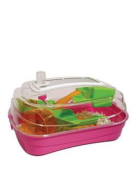 rosewood-abode-hamster-and-mouse-home-pink