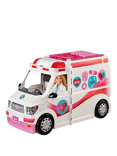 barbie-care-clinic-vehicle