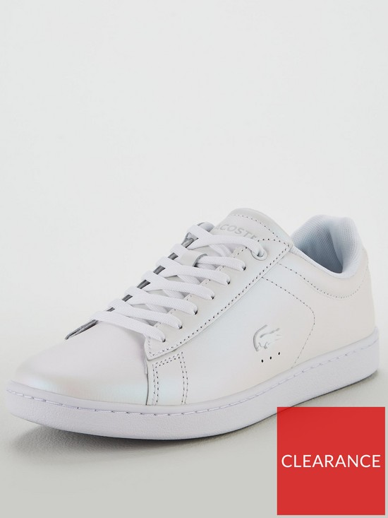 0ada88ec703cce Lacoste Carnaby Evo 318 5 Spw Trainer
