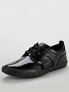 kickers-kariko-lace-up-shoe-black