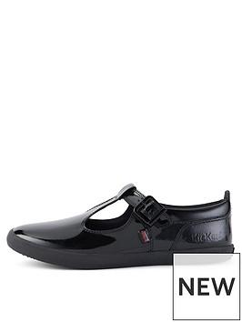 kickers-kariko-t-barnbsp-flat-shoesnbsp--black