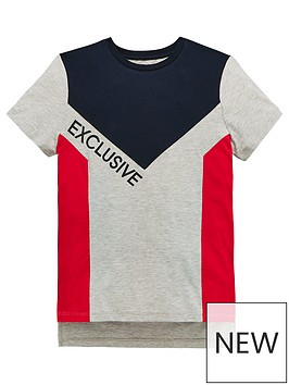 v-by-very-exclusive-print-colour-block-t-shirt