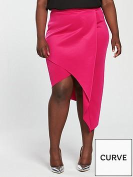 v-by-very-curve-asymmetric-jersey-skirt