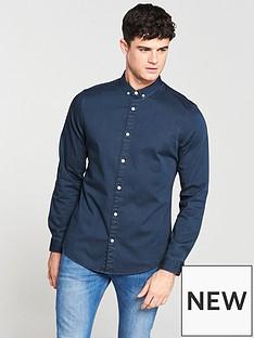 v-by-very-long-sleeved-stretch-denim-shirt