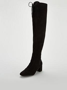 v-by-very-lissa-block-heel-lace-up-over-the-knee-boot-black