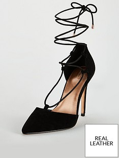 michelle-keegan-candy-lace-up-pointed-court-shoes-blacknbsp
