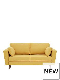 cavendish-porter-fabric-3-seater-sofa-mustard