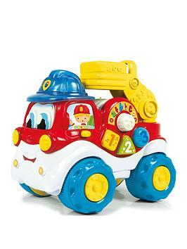 Clementoni Baby Clementoni Fire Truck