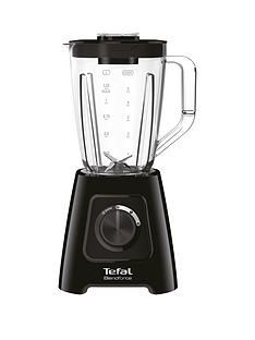Tefal Tefal BL420840 Blendforce II Blender with Plastic Jug - Black