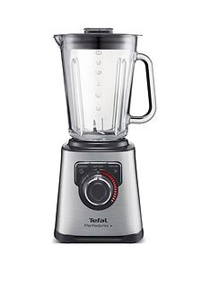 Tefal BL811D40 Perfect Mix+ 1200W High-Speed Blender - Stainless Steel & Dark Grey