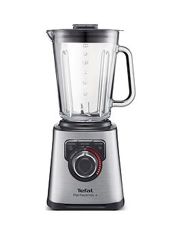 Tefal Bl811D40 Perfect Mix+ 1200W High-Speed Blender - Stainless Steel And Dark Grey