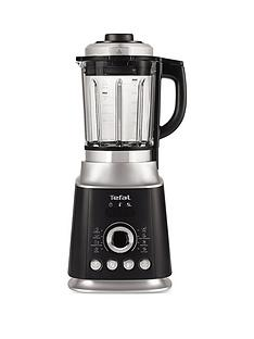 Tefal BL962B40 Ultrablend Cook 1300W High-Speed Blender - Black & Silver