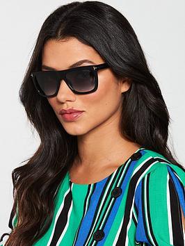 Tom Ford Morgan Flat Top Sunglasses