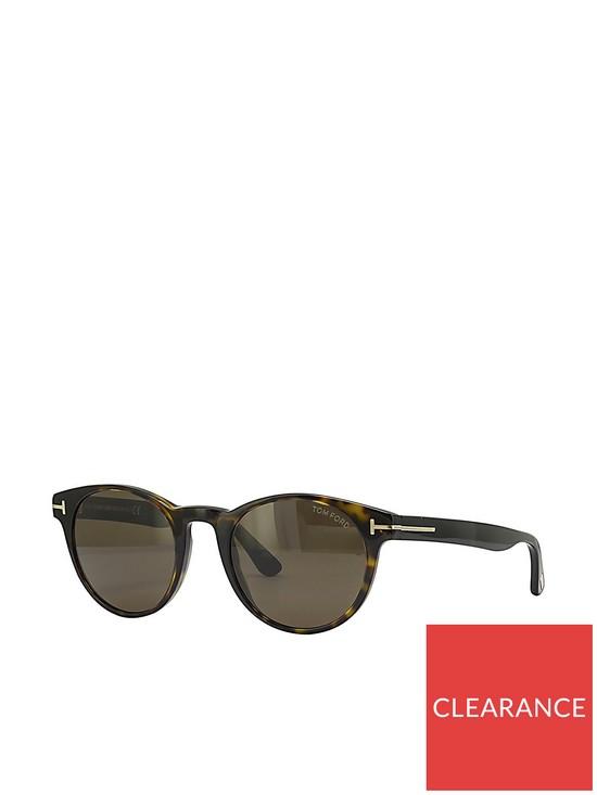 26a4ac99208 Tom Ford Palmer Dark Havana Sunglasses