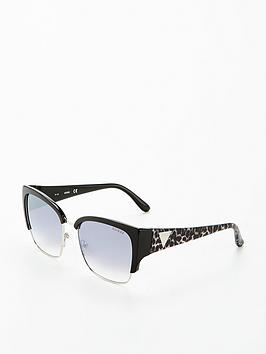 guess-logo-arm-sunglasses-black
