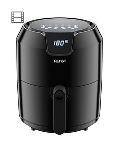 tefal-easy-fry-precision-ey401840-air-fryer-black-42l
