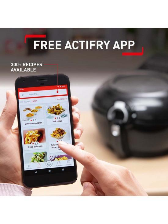 ActiFry Genius XL AH960040 Air Fryer - White / 1 7kg
