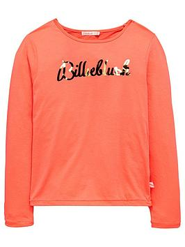 billieblush-girls-long-sleeve-logo-t-shirt