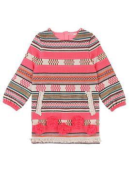 billieblush-girls-jacquard-pom-pom-dress