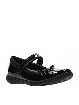 clarks-venture-star-patent-infant-shoe