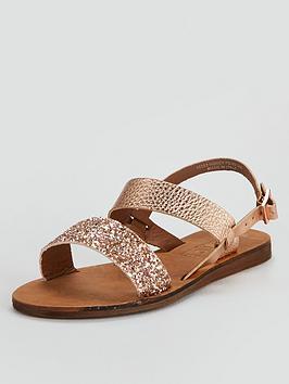 office-honey-sandal