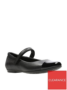 clarks-tizz-talk-junior-shoes-black