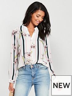 wallis-stripe-floral-shirt-ivory