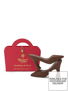 charbonnel-et-walker-charbonnel-et-walker-handbag-box-amp-milk-chocolate-shoes-in-pink-box