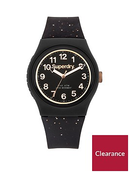 superdry-urban-glitter-black-dial-black-glitter-silicone-strap-ladies-watch
