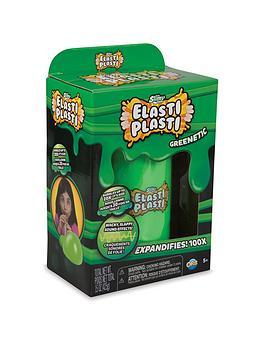 elasti-plasti-green