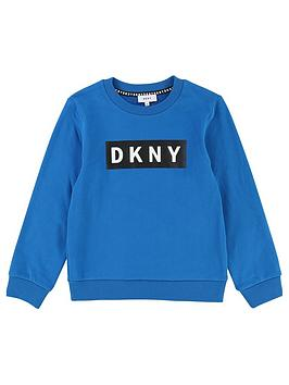 dkny-boys-logo-crew-neck-sweat