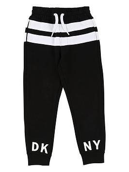 dkny-boys-stripe-logo-cuffed-joggers