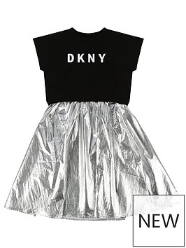 dkny-girls-2-in-1-logo-metallic-dress