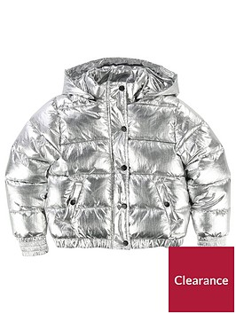 dkny-girls-metallic-hooded-padded-jacket