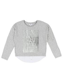 dkny-girls-long-sleeve-shirt-hem-slogan-t-shirt