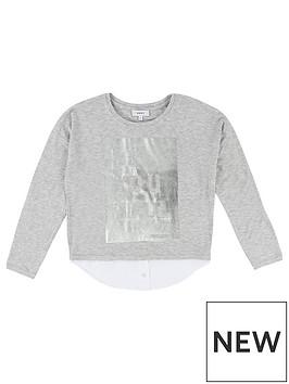 dkny-girls-long-sleeve-shirt-hem-slogan-t-shirt